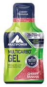 Гель Multipower Active Multi Carbo Gel Вишня-Банан 40 g 17074