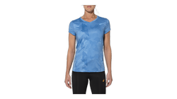 Asics Allover Graphic Top SS (W) 121645 8113