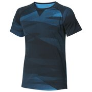 ASICS SHORT SLEEVE PRINT TOP 134755 1066
