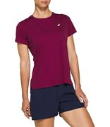 Футболка для бега Asics Silver Ss Top (Women) 2012A029 605
