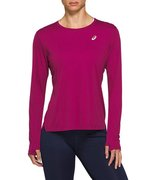 Футболка для бега Asics Silver Ls Top (Women) 2012A031 603