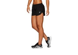 Шорты для бега Asics Silver Split Short (Women) 2012A032 001