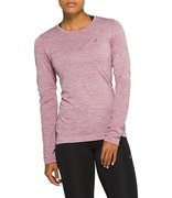 Футболка для бега Asics Race Seamless Ls (Women) 2012A788 500