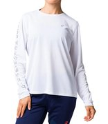 Футболка для бега Asics Katakana Ls Top (Women) 2012A819 100