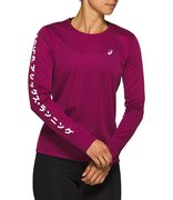 Футболка для бега Asics Katakana Ls Top (Women) 2012A819 600