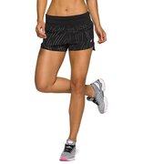 Шорты для бега Asics Night Track Short (Women) 2012A828 001