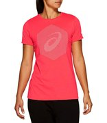 Футболка спортивная Asics Essential Cotton Blend Gpx Ss Top (Women) 2032A398 700