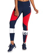 Тайтсы ASICS COLOR BLOCK CROPPED  TIGHT 2 (W) 2032A410 408