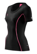 SKINS A200 COMPRESSION TOP SHORT SLEEVE (WOMEN) B61063004