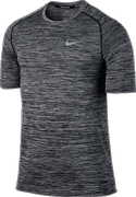 Футболка Nike Dri-Fit Knit Top Short Sleeve 833562 010