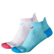 ASICS 2PPK WOMENS SOCK 130887 8009