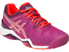 ASICS GEL-RESOLUTION 6 (W) E550Y 2106