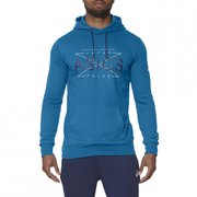 ASICS GRAPHIC HOODY 141090 8154