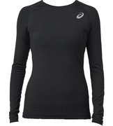 Футболка ASICS baselayer ls top (W) 153388 0904