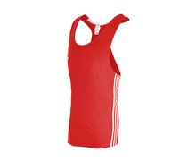 Adidas AIBA Competition Boxing Tank adiTAIBA1-red