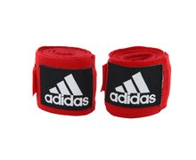 Adidas AIBA New Rules Boxing Crepe Bandage adiBP031-red 2.55 m