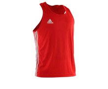 Майка боксерская Adidas Boxing Top Punch Line adiBTT02-red