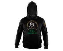 Толстовка Adidas Hoody Boxing WBC Champion Of Hope adiWBCH01-black