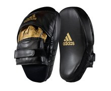Лапы Curved Speed Mesh Coach Mitts adiSBAC014