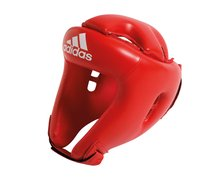 Adidas COMPETITION HEAD GUARD adiBH01-red