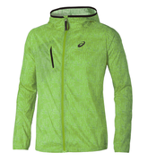 Asics M's FUJITRAIL PACKABLE JACKET 121666 4191