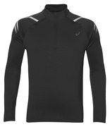 Мужская беговая рубашка Asics Icon Winter Ls 1/2 Zip Top 2011A044 001