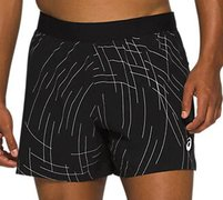 Шорты для бега Asics Night Track Short 2011A814 002