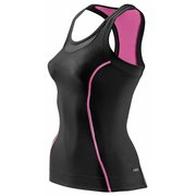 SKINS A200 B61063051 COMPRESSION RACER BACK TOP (WOMEN)