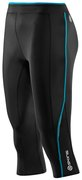 SKINS A200 B61073008 COMPRESSION 3/4 TIGHTS (WOMEN)