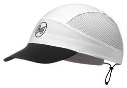 Кепка BUFF CAP R-SOLID WHITE 113702.000
