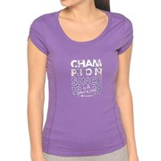 CHAMPION Crewneck T-Shirt (W) 104363-PPU
