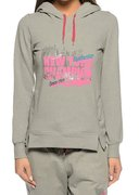 CHAMPION HOODED SWEATSHIRT (W) 107499-OXG