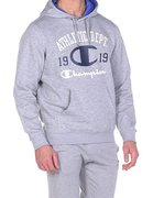 CHAMPION Hooded Sweatshirt 209835-OXG/CBTM