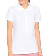 CHAMPION Polo (W) 107069-WHT
