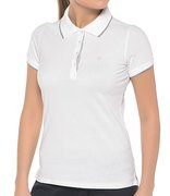 CHAMPION Polo (W) 107825-WHT