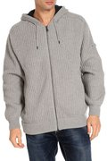 Champion Hooded Full Zip Sweatshirt 205255-OXG/NNY