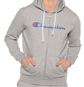 Champion Hooded Full Zip Sweatshirt 208687-OXG