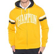 Champion Hooded Full Zip Sweatshirt 208712-OLD/NNY