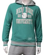 Champion Hooded Sweatshirt 207148-HAG NYU