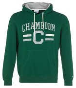 Champion Hooded Sweatshirt 208711-GRN/OXG