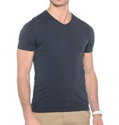 Champion V-neck T'Shirt 208837-DNB