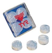 Tyr SOFT SILICONE EAR PLUGS LEP101