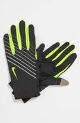 NIKE LIGHTWEIGHT RUN GLOVES 66051 051