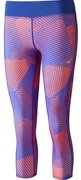 MIZUNO PHENIZ PRINTED 3/4 TIGHTS (W) J2GB6714-24