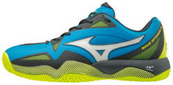 Кроссовки MIZUNO WAVE INTENSE TOUR 4 CC (Clay Court) 61GC1800-01