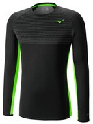 Mizuno Breath Thermo Body Mapping Crew J2GA6529-09
