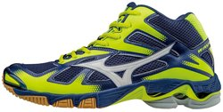 Mizuno Wave Bolt 5 Mid V1GA1665-02