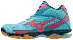 Mizuno Wave Hurricane 2 Mid (W) V1GC1645-63