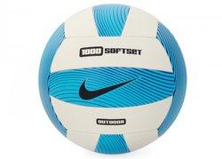 Волейбольный мяч NIKE 1000 SOFTSET OUTDOOR VOLLEYBALL INFLATED WITH BOX NS N.VO.07.938.NS