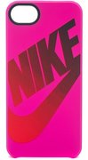 NIKE FADE PHONE CASE 5 PINK FOIL/DISTANCE RED/PURPLE DYNASTY N.IA.76.665